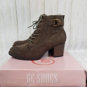 edfdbcf476d *NEW* GC Shoes Asia Womens Booties